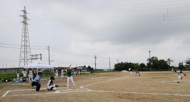 第17回高岡市勤労者ソフトボール大会